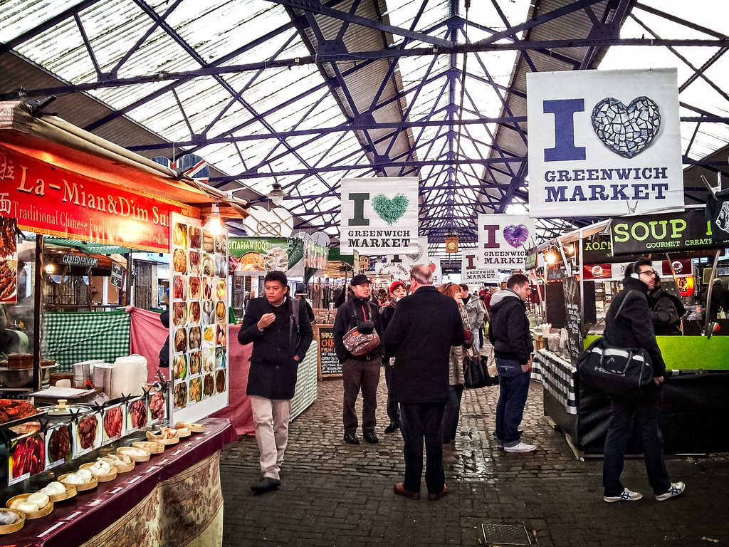 Greenwich-Market-garryknight-Flickr